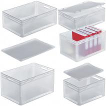 Behälter transparent